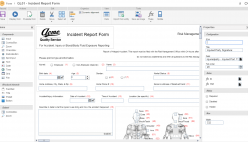 Electronic forms automation