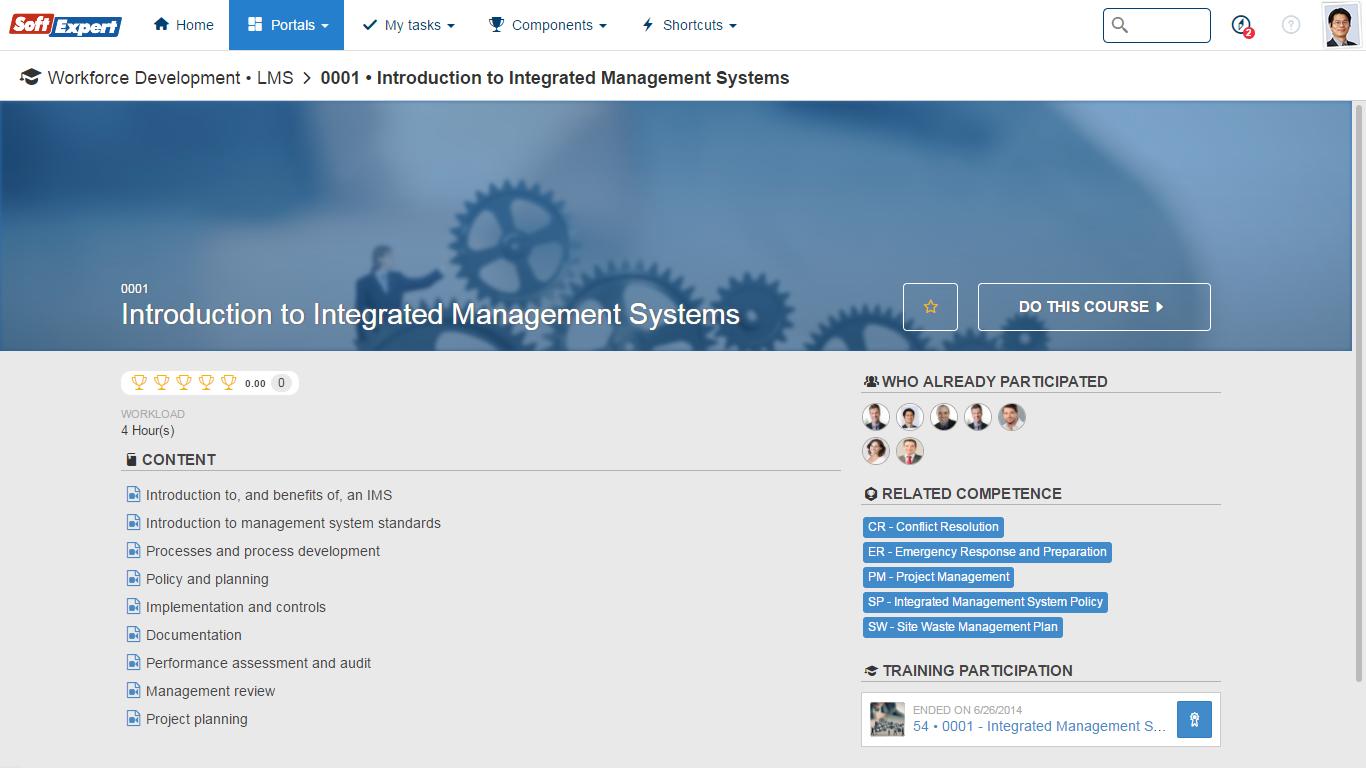 Software for Human Development Management - HDM | SoftExpert