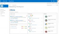 Integração com Microsoft SharePoint
