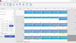 Resource calendar