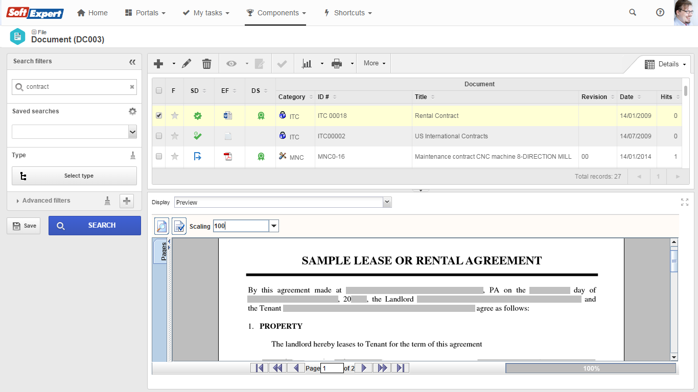 Software se suite softexpert excellence suite softexpert se ecm fandeluxe Image collections