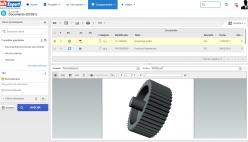 Publicación de objetos CAD 3D