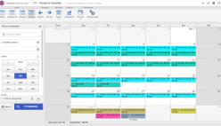Calendário de recursos