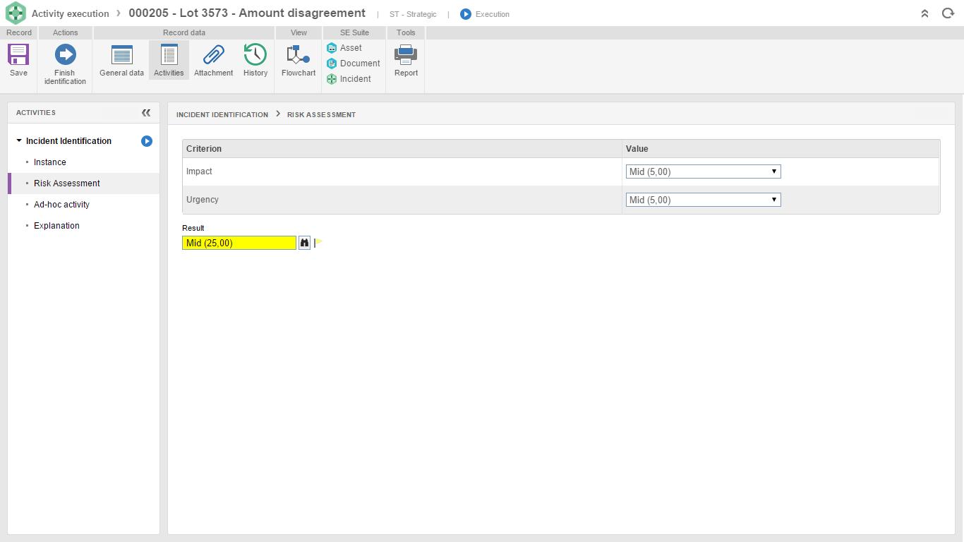 incident management software incident priorization - 28 ...