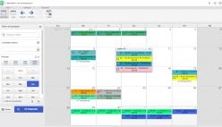 Calendário de treinamentos