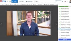 Plataforma de gestión de aprendizaje (eLearning)