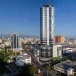 Santo Domingo, capital of the Dominican Republic.