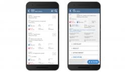 Tasks execution through mobile devices