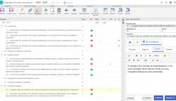 Auditoría de requisitos internos o externos