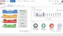 Dashboards interativos para monitoramento em tempo real