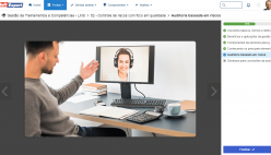 Sistema de gestão de aprendizado (eLearning)