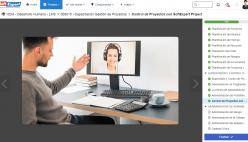 Sistema de gestión de aprendizaje (eLearning)